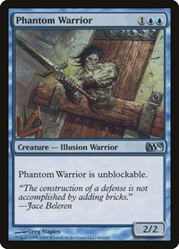 Phantom Warrior, Magic, Magic 2010 (M10)