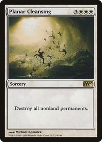 Planar Cleansing, Magic: The Gathering, Magic 2010 (M10)