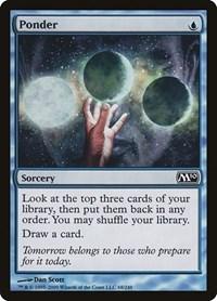 Ponder, Magic: The Gathering, Magic 2010 (M10)