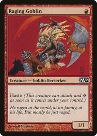 Raging Goblin, Magic: The Gathering, Magic 2010 (M10)
