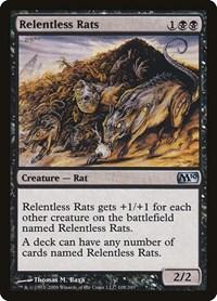 Relentless Rats, Magic, Magic 2010 (M10)