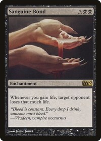 Sanguine Bond (Foil)