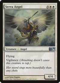 Serra Angel, Magic: The Gathering, Magic 2010 (M10)