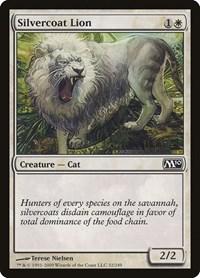 Silvercoat Lion, Magic: The Gathering, Magic 2010 (M10)