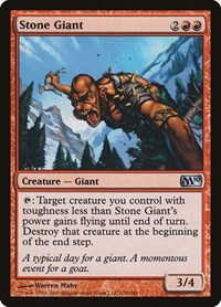 Stone Giant, Magic: The Gathering, Magic 2010 (M10)