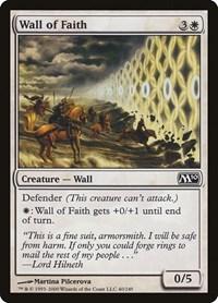 Wall of Faith, Magic: The Gathering, Magic 2010 (M10)