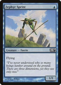 Zephyr Sprite, Magic: The Gathering, Magic 2010 (M10)