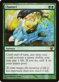Channel, Magic: The Gathering, From the Vault: Exiled