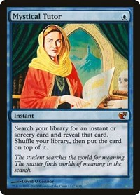 Mystical Tutor, Magic: The Gathering, From the Vault: Exiled
