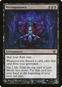 Necropotence, Magic: The Gathering, From the Vault: Exiled