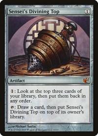 Sensei's Divining Top (Foil)