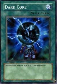Dark Core, YuGiOh, Structure Deck: The Dark Emperor