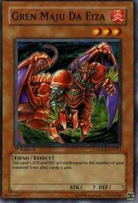 Gren Maju Da Eiza, YuGiOh, Structure Deck: The Dark Emperor