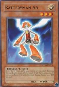 Batteryman AA, YuGiOh, Champion Pack 6
