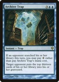 Archive Trap (Foil)