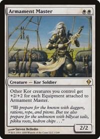 Armament Master, Magic, Zendikar