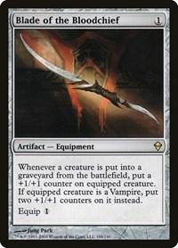 Blade of the Bloodchief, Magic, Zendikar