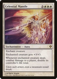 Celestial Mantle, Magic, Zendikar