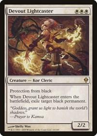 Devout Lightcaster, Magic: The Gathering, Zendikar