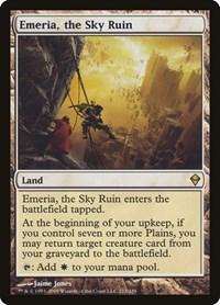 Emeria, the Sky Ruin, Magic: The Gathering, Zendikar
