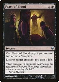Feast of Blood, Magic: The Gathering, Zendikar