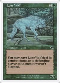 Lone Wolf, Magic: The Gathering, Starter 1999