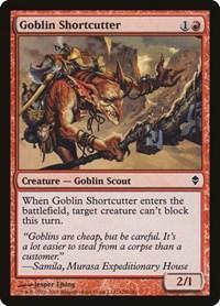 Goblin Shortcutter, Magic: The Gathering, Zendikar
