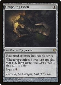 Grappling Hook, Magic: The Gathering, Zendikar