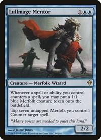 Lullmage Mentor, Magic: The Gathering, Zendikar