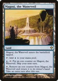 Magosi, the Waterveil, Magic: The Gathering, Zendikar