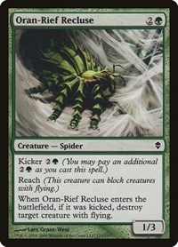 Oran-Rief Recluse, Magic: The Gathering, Zendikar
