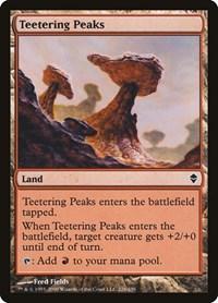 Teetering Peaks, Magic, Zendikar