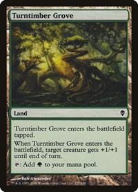 Turntimber Grove, Magic, Zendikar