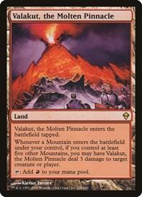 Valakut, the Molten Pinnacle, Magic: The Gathering, Zendikar
