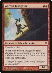 Warren Instigator, Magic, Zendikar