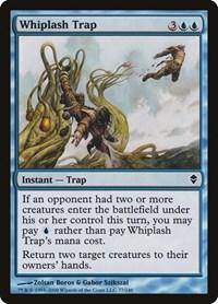 Whiplash Trap, Magic: The Gathering, Zendikar