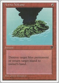 Active Volcano, Magic: The Gathering, Chronicles