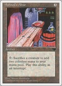 Ashnod's Altar, Magic: The Gathering, Chronicles