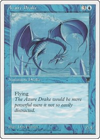Azure Drake, Magic: The Gathering, Chronicles