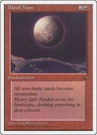 Blood Moon, Magic: The Gathering, Chronicles