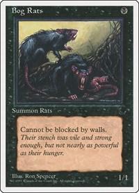 Bog Rats, Magic: The Gathering, Chronicles