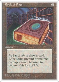 Book of Rass, Magic: The Gathering, Chronicles