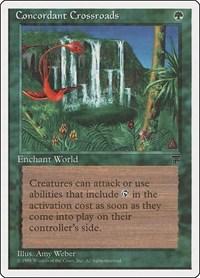 Concordant Crossroads, Magic: The Gathering, Chronicles