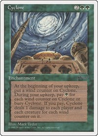 Cyclone, Magic: The Gathering, Chronicles