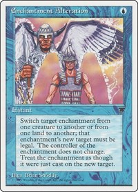 Enchantment Alteration, Magic: The Gathering, Chronicles