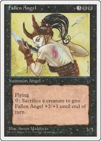 Fallen Angel, Magic: The Gathering, Chronicles
