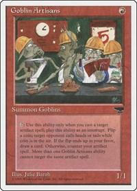 Goblin Artisans, Magic, Chronicles