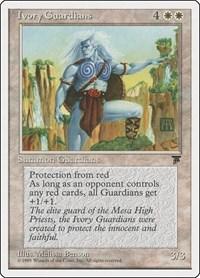 Ivory Guardians, Magic: The Gathering, Chronicles