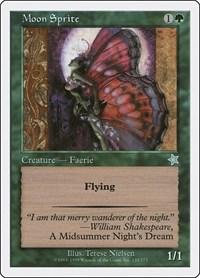 Moon Sprite, Magic: The Gathering, Starter 1999