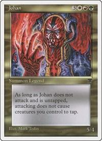Johan, Magic: The Gathering, Chronicles